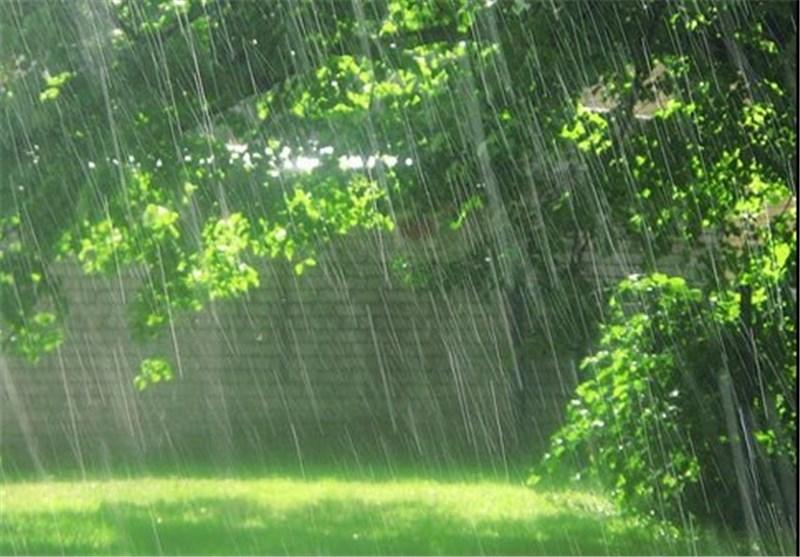 55 میلیمتر بارندگی در استان گلستان ثبت شده است