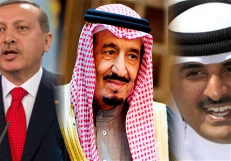 عربستان ترکیه قطر