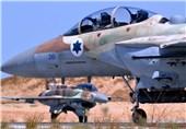 صہیونی لڑاکا طیاروں کی غزہ کی پٹی پر بمباری