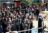 اقامه پرشکوه نماز ظهر عاشورا در شهرهای 42 گانه آذربایجان غربی