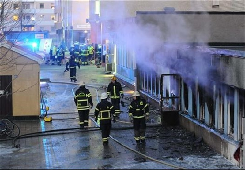 After Escaping War, Asylum Seekers in Sweden Now Face Arson Attacks