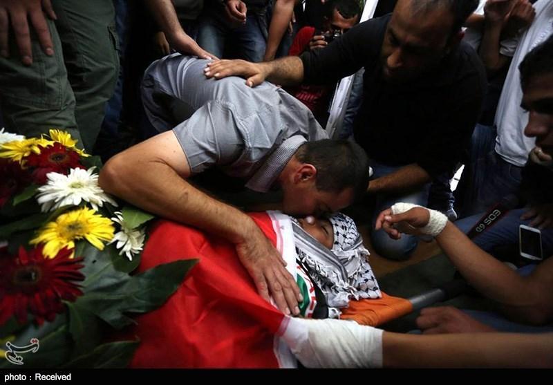 شهادت 3 جوان فلسطینی به ضرب گلوله نظامیان صهیونیست