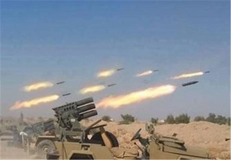ادامه حملات از خاک پاکستان؛ 342 راکت به شرق افغانستان اصابت کرد