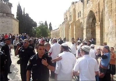 منظمات الهیکل المزعوم تدعو الصهاینة لاقتحام المسجد الأقصى