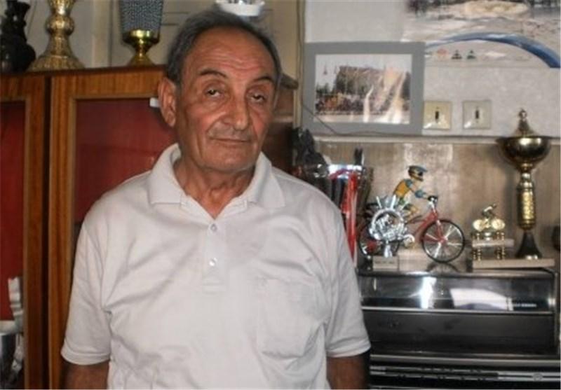 Iran Cycling Coach Soloyan Passes Away