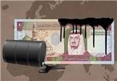 ذخایر ارزی عربستان 40 میلیارد دلار آب رفت