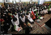 گردهمایی رهروان زینب (س) در گرگان