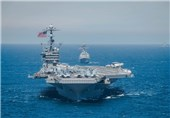 US Aircraft Carrier in Vietnam for Historic Visit Aimed at Beijing