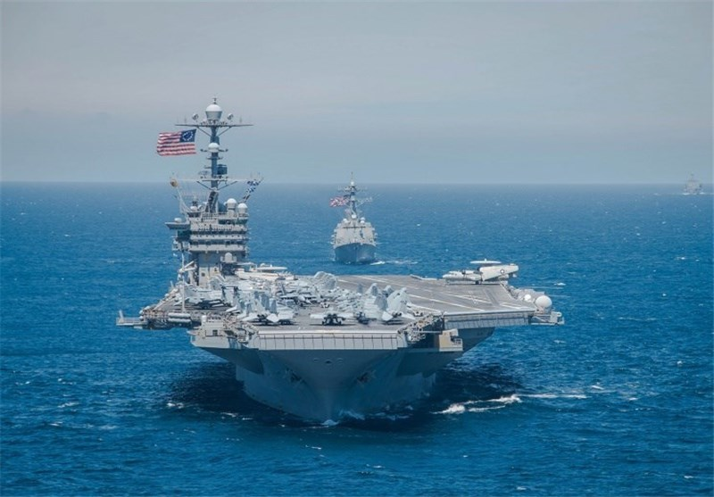 US to Send Two Aircraft Carriers to South China Sea despite China's Warning