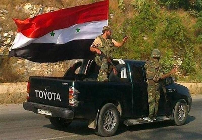 الجیش السوری یستکمل تأمین شریان الإمداد الرئیسی لمدینة حلب