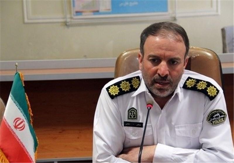 روزانه 7000 قبض جریمه برای رانندگان متخلف در شیراز صادر میشود