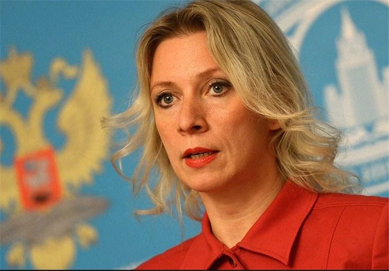 ماریا زاخارووا، سخنگوی وزارت خارجه روسیه