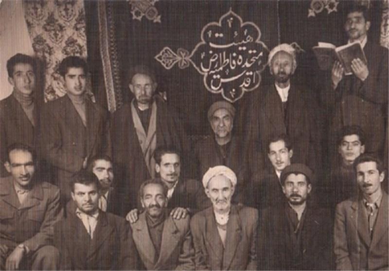 عکس کمیاب هیات های قدیمی ایران