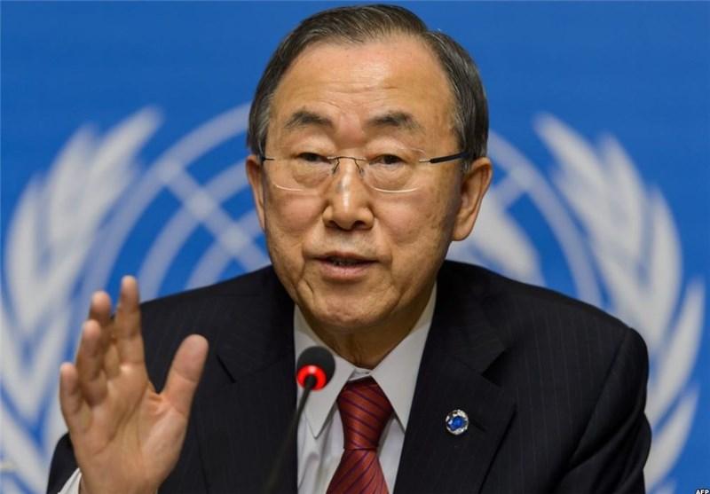 """بانکیمون: مذاکرات سوریه در گروی سرنوشت """"اسد"""" قرار داشت"""