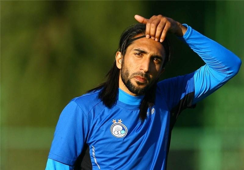 Iran's Esteghlal Parts Way with Iraqi Midfielder Karrar Jassim