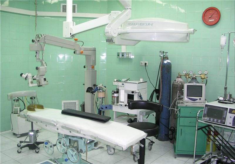 تجهیز بیمارستان حضرت رسول (ص) فردوس به واحد استریل پیشرفته 
