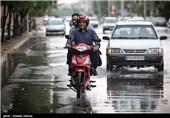پیشبینی باران 4 روزه در 12 استان