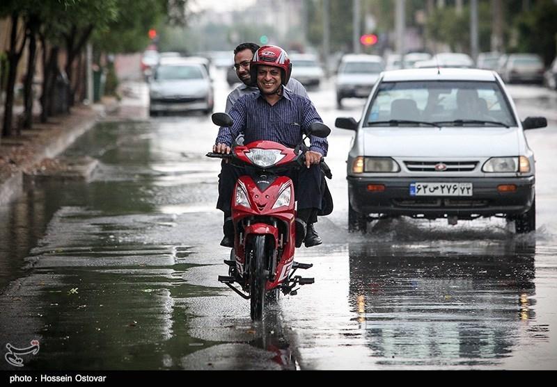 آخرین وضعیت بارشهای ایران/ادامه پربارشی آذرماه+جدول