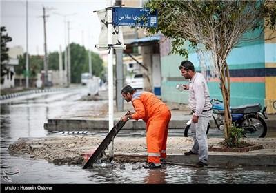 هواشناسی ایران ۱۴۰۰/۰۲/۱۲| سامانه بارشی کشور را فرا میگیرد/ هشدار تشدید فعالیت سامانه بارشی در ۱۷ استان