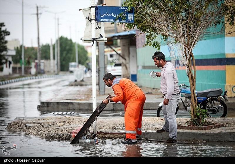 اخطاریه بارشهای سیلآسا تا 4 فروردین/ هشدار آبگرفتگی معابر و سیلابی شدن رودخانهها