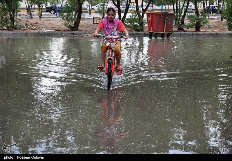 پیش بینی باران 7 روزه در اکثر مناطق کشور