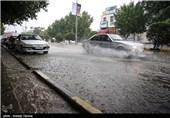 آخرین وضعیت بارشهای ایران/ رشد 41 تا 1000 درصدی بارشها+جدول