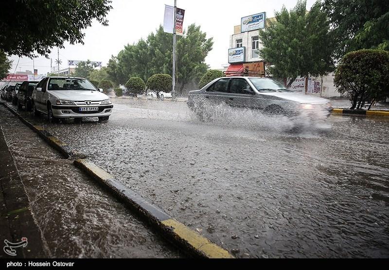 هشدار بارشهای سیل آسا در 7 استان