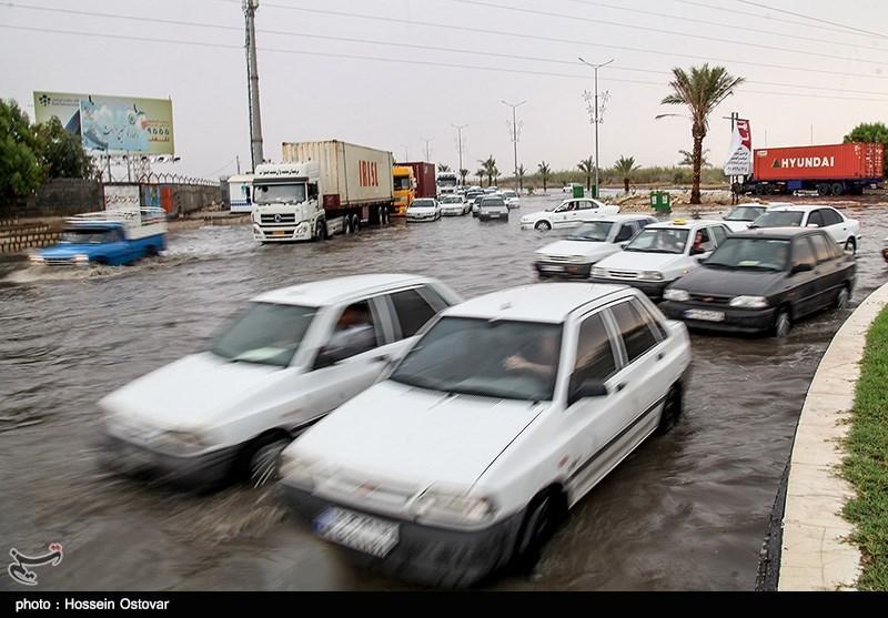 هواشناسی ایران 1400/02/8| هشدار سیلاب در 10 استان/ بارش باران و وزش باد شدید 5 روزه دربرخی مناطق