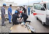 مانور عملیاتی امداد و نجات در حوادث شهری - ایلام