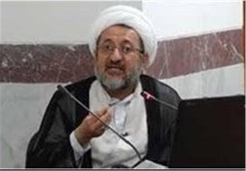 مراسم یادبود مرحوم حجتالاسلام عادل مولایی در اردبیل برگزار شد