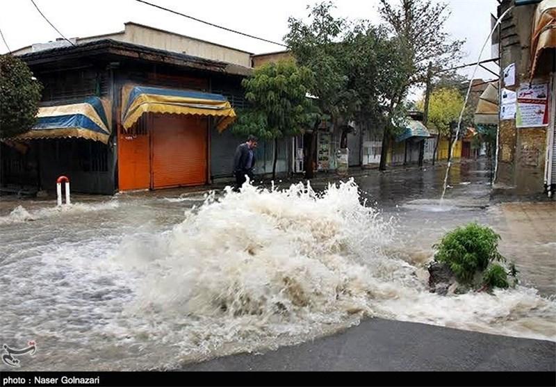 احتمال وقوع سیل بر اثر بارشهای پاییزی در خراسان جنوبی