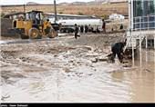 سخنگوی دولت از مناطق سیلزده ایلام بازدید کرد