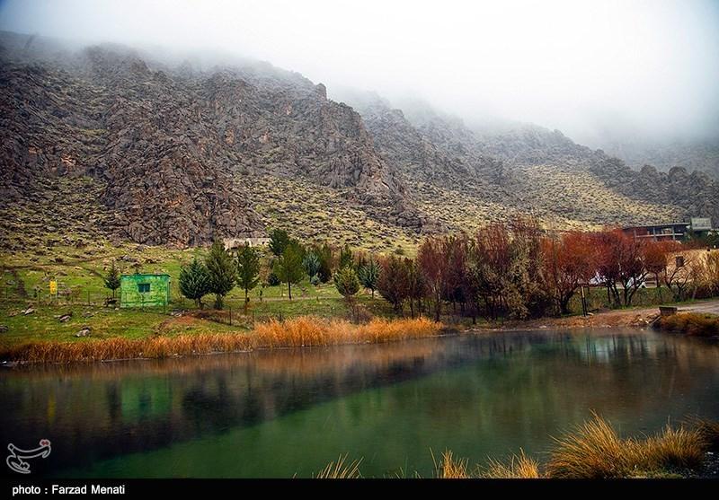 پائیز در کرمانشاه