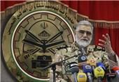 """امیر پوردستان: اگر کسی خواهان تعرضی به خاک ایران باشد، ضربه ما بسیار """"سختتر"""" خواهد بود"""