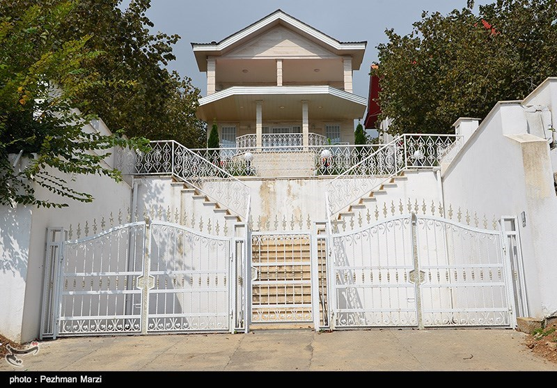 ساخت و ساز غیر مجاز و بی رویه در مراتع رامسر - مازندران