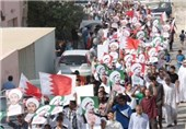 Bahrainis Stage Massive Anti-Saudi Rallies in Solidarity with Jailed Cleric