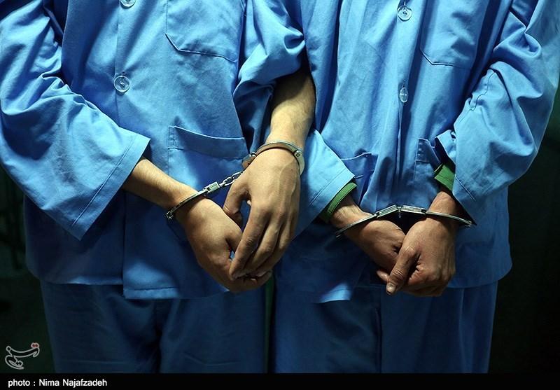 دستگیری سارقان طلافروشی مشهد