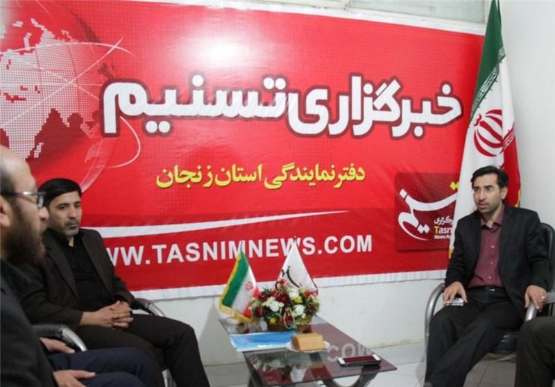 بازدید شورای شهر زنجان از تسنیم