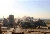 حمله جنگندههای آمریکا به داعشیهای مخالف البغدادی!