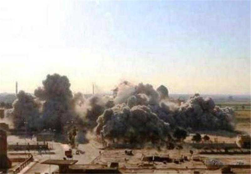 عبوات داعش