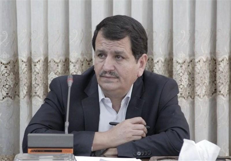 احمد ترحمی سرپرست معاونت توسعه مدیریت و منابع انسانی استانداری یزد