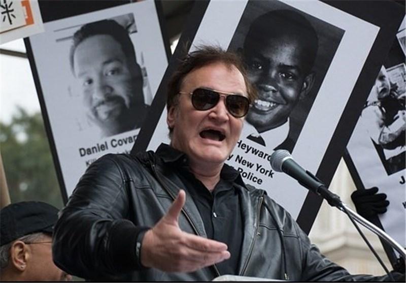 واکنش پلیس آمریکا به حمایت تارانتینو از حقوق سیاهپوستان