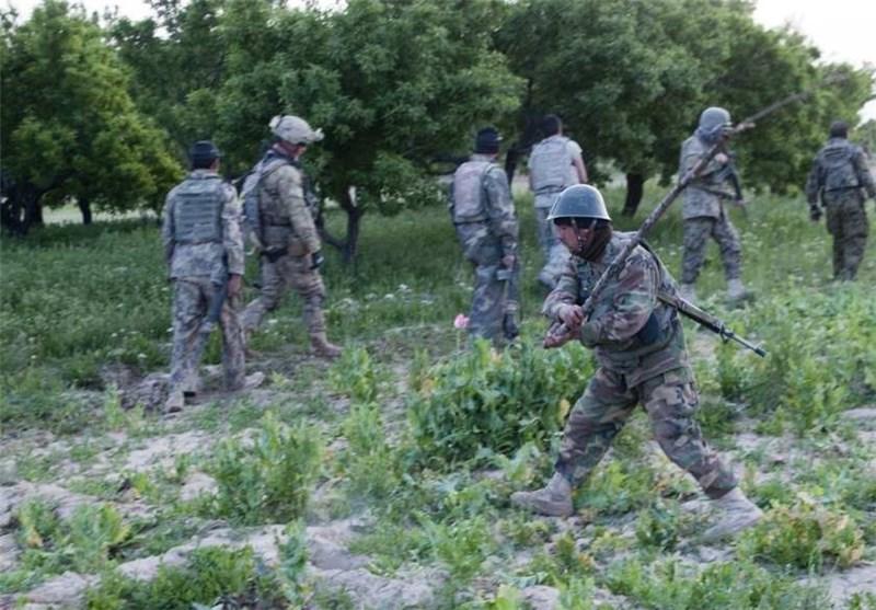 میلیاردها دلار آمریکا هم از رتبه نخست افغانستان در تولید مواد مخدر جهان نکاست