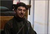 شعرخوانی سوزناک حامد عسگری برای حضرت علی اصغر(ع) + فیلم