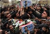مراسم بزرگداشت شهیدان امین کریمی و عبدالله باقری برگزار میشود
