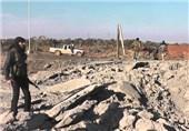 تلاش همزمان تروریستها برای جلوگیری از پیشروی ارتش سوریه در 10 جبهه