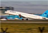 روسیه هواپیماهای ایرباس ای 321 را زمین گیر کرد
