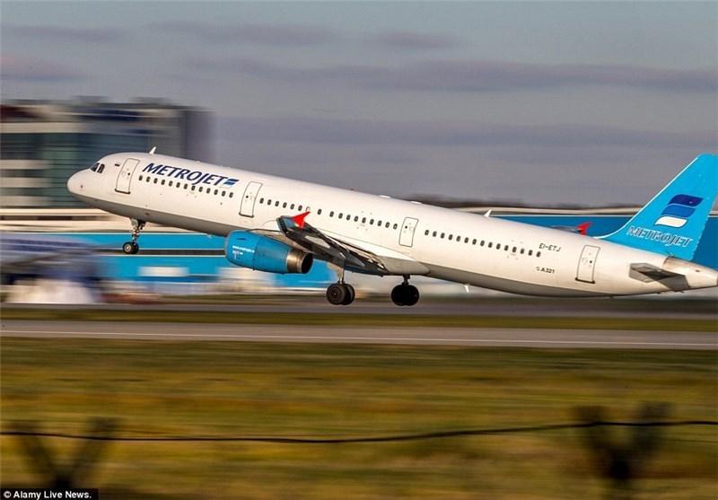 روسیه هواپیماهای ایرباس 321 A را زمین گیر کرد