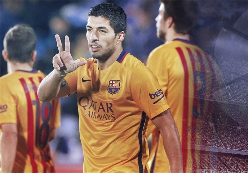 برتری بارسلونا در هفته دهم لالیگا