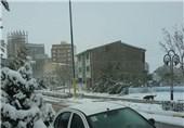 برف سرعین